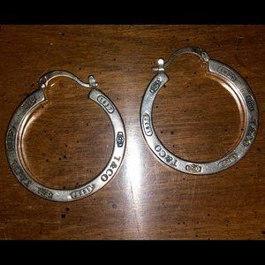 Tiffany and Co. Hoop Earrings